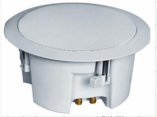 ES-685KH-天花喇叭-同軸ABS后蓋