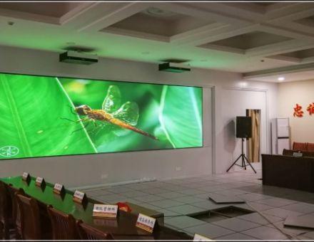 康帕斯科技WOOMAX激光大屏四大案例