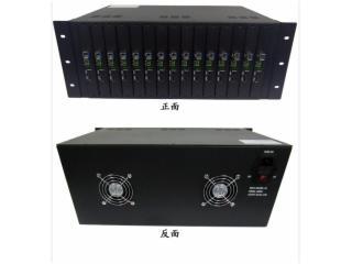 L2-4U-朗恒科技 机架式HDMI高清传输 HDMI/DVI无紧缩高清光端机4U机架