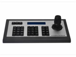 C100-ONVIF网络控制键盘 C100