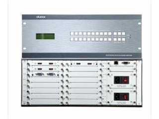 UL-4K18-HD-ULEGS優格4K混合矩陣 16*16機箱 UL-4K18-HD