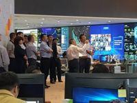 天津生态城项目落地并投入使用,成为媒体宣传报道的重头戏