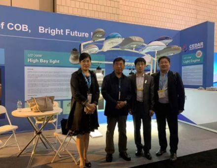 希达电子携新一代LED照明体育appbob官网,登陆LFI 2019国际照明展