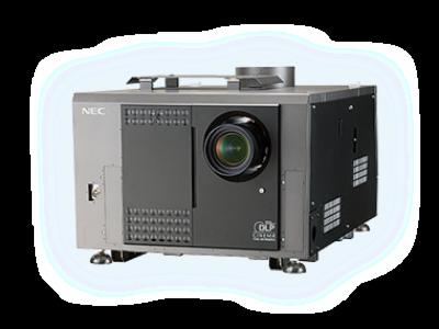NC1200C-A+一體機-NEC數字電影機