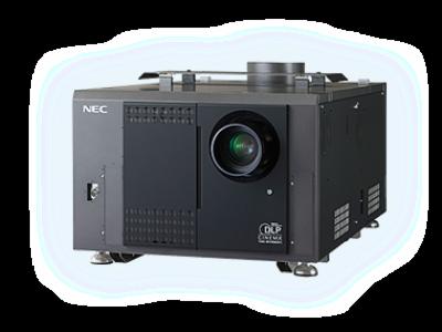 NC3200S-A+一體機-NEC數字電影機