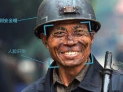 未戴安全帽人脸识别系统
