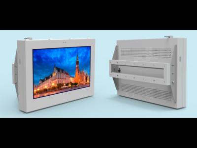 YXD75S-75寸户外广告机——壁挂式风冷型B款