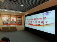 武汉中石油展厅大屏项目