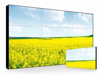 55寸液晶拼接屏(1.8mm)-PJ2000-55LE-1.8图片