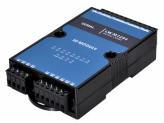 LW M7244-4路輸入4路(繼電器)輸出數字量采集器