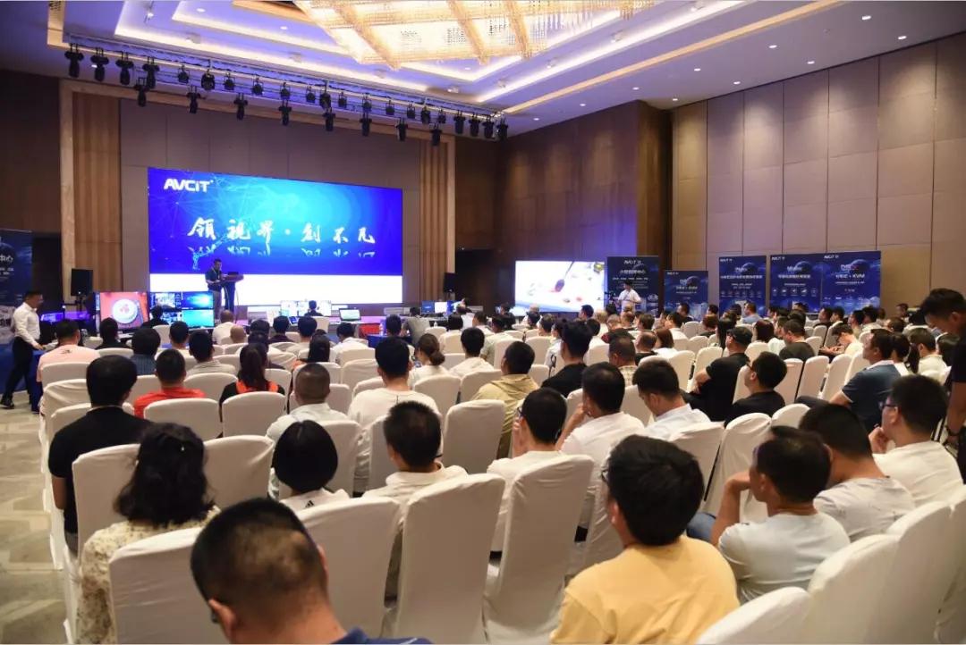 峰回六月亚心之都,2019魅视大中华区首轮巡展完美收官