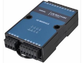 LW MA7348C-4路數字量 8路電流模擬量采集器