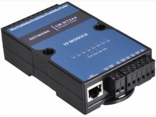 LW N7244-4路輸入4路輸出網絡型數字量采集器