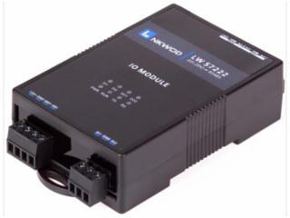 LW S7222-2路输入2路(继电器)输出数字量采集器