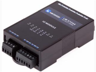 LW S7244-4路输入4路(继电器)输出数字量采集器