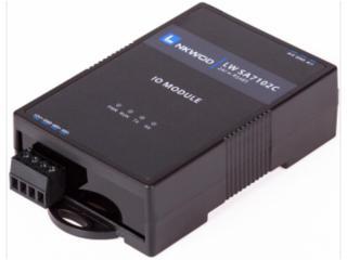 LW SA7102C-隔离型2路电流输入模拟量采集器