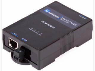 LW TA7102C-隔离型2路电流输入模拟量采集器