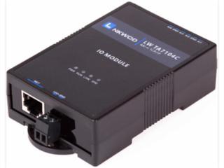 LW TA7104C-隔離型4路電流模擬量采集器