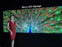 三星、LG發布Mini/MicroLED新作