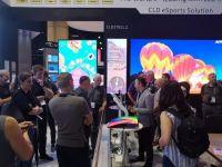 奧拓電子攜行業最小間距Mini LED亮相InfoComm奧蘭多