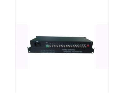 16路视频光端机-16路视频光端机