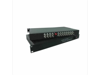 24路視頻光端機-24路視頻光端機