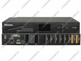 TS-288-拓聲科技 TS-288 插卡式可編程數字音頻管理矩陣