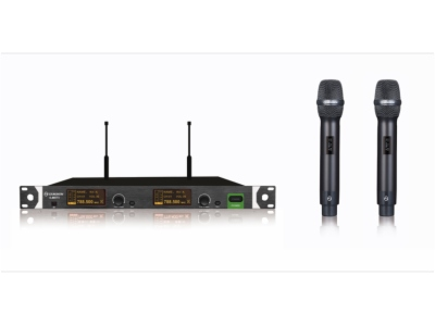 S-880TII/80H-真分集雙通道無線手持話筒