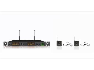 S-880TII/80T/PH55-真分集雙通道無線頭戴話筒