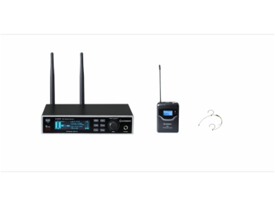 S-1010T/101T/PH53-真分集单通道无线头戴话筒
