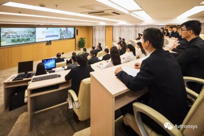 【政企视听】艾维创分布式会议室5G通信环境解决方案