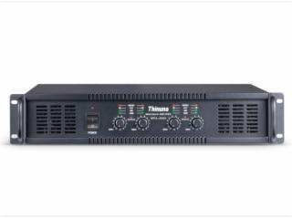 MPA-4060/4120-Thinuna MPA-4060/4120 四通道純后級定壓功放