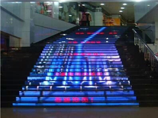 xcc-038-创意梯形LED显示屏
