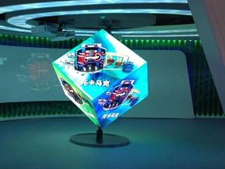 XCC-040-创意六面LED显示屏