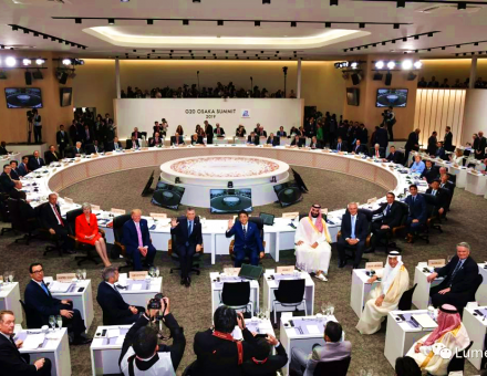Lumens为何成为日本大阪G20峰会指定摄像机使用品牌?