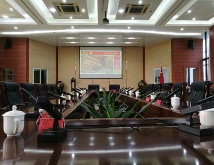 福建省某市政府应用雷蒙电子会议系统