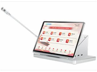 24-无纸化桌面式双屏 带话筒