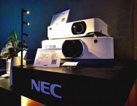 """NEC""""空•灵""""投影机现场实测:带来超静音舒适体验"""
