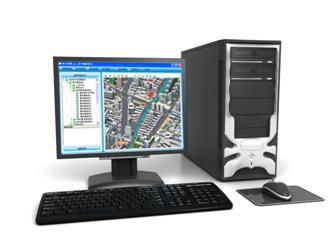 PE5060-产品系列  监控中心主控软件系列 ----综合管理平台