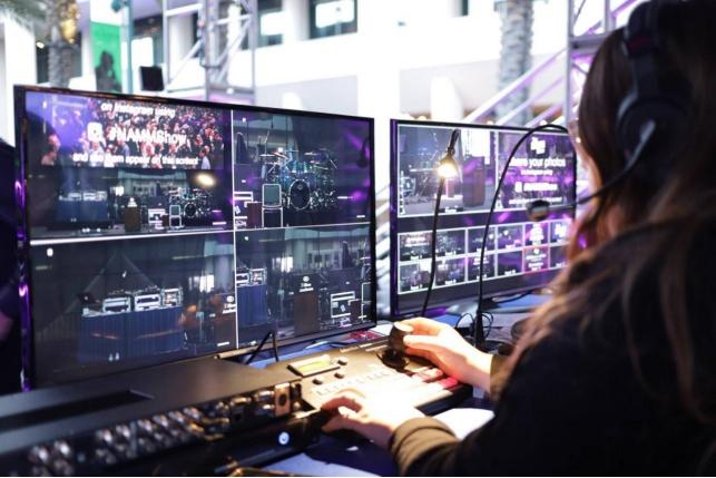 4K 影像新玩法颠覆您传统的多机位现场制作观念