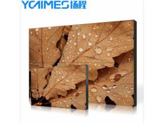揚程液晶拼接屏LG55英寸3.5拼縫高清三星大屏幕電視墻會議安防監控-YC-P4655圖片