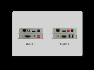 WT4310H & WT4310C-WT4310 散布式IP-KVM