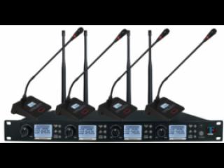 VR-204/VC-80-一拖四鵝頸話筒