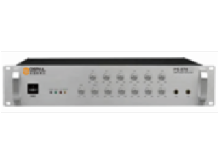 PS-070-6分区广播合并机