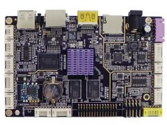 全志雙核A20超薄M0數字標牌主板