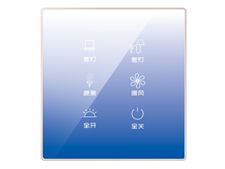 KV0306HA-晶彩系列触控面板
