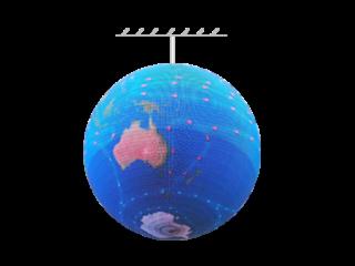 LED 球形屏-创意显示屏