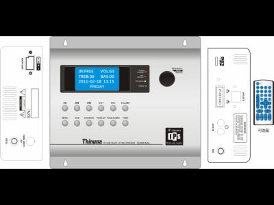 IP-9613AO-网络音频终端(点播终端)