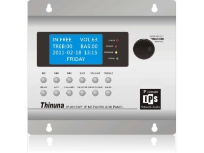 IP-9612WP-网络节目点播器