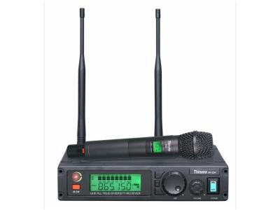UR-32A-真分集单接收无线话筒(红外线对频)-停产